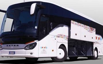 Noleggio bus - Setra