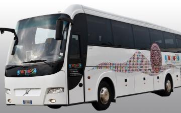 Noleggio bus - Volvo-1