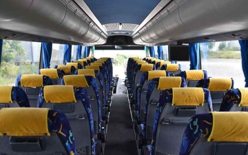 Noleggio bus - Volvo-6